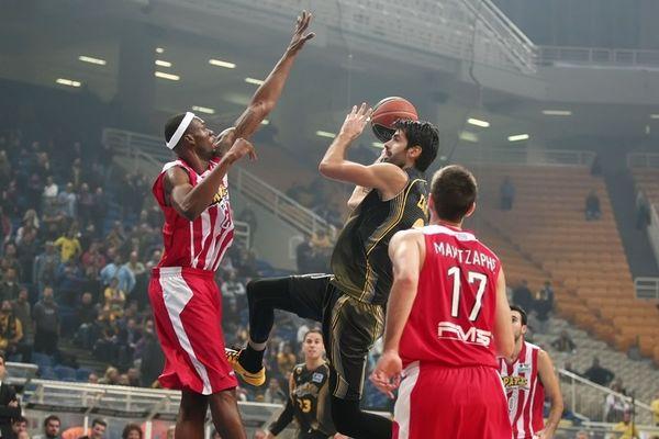 Basket League: Αλλαγή ώρας στο Ολυμπιακός - ΑΕΚ