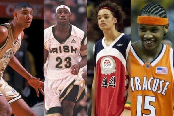 Δείτε 19 σταρ του NBA όπως δεν τους έχετε ξαναδεί! (photos)