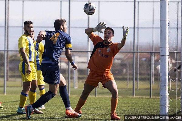 Παναιτωλικός-Αστέρας Τρίπολης 3-1 (Κ20)