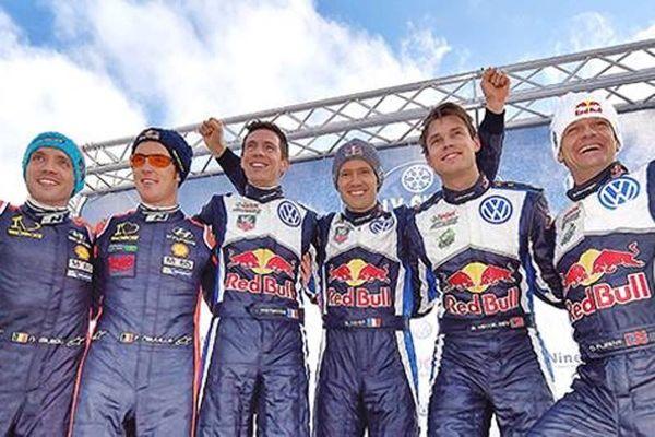 WRC: Γκαζώνει και για τον φετινό τίτλο ο Οζιέ