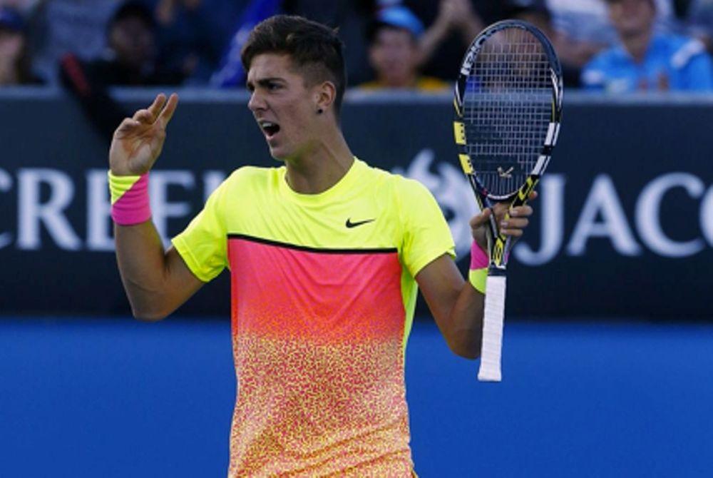 Τένις: Πρόκριση για Κοκκινάκη