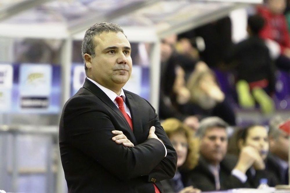 Φλεβαράκης: «Το μέλλον ανήκει στους νέους του Παναθηναϊκού»