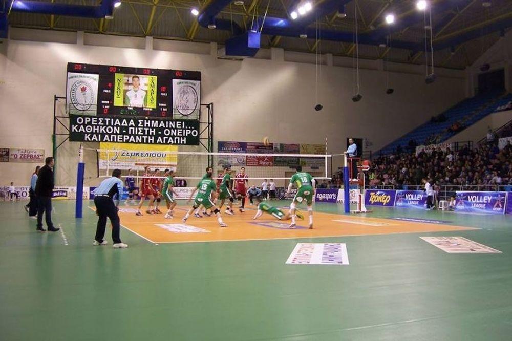 Ορεστιάδα – Ολυμπιακός 2-3