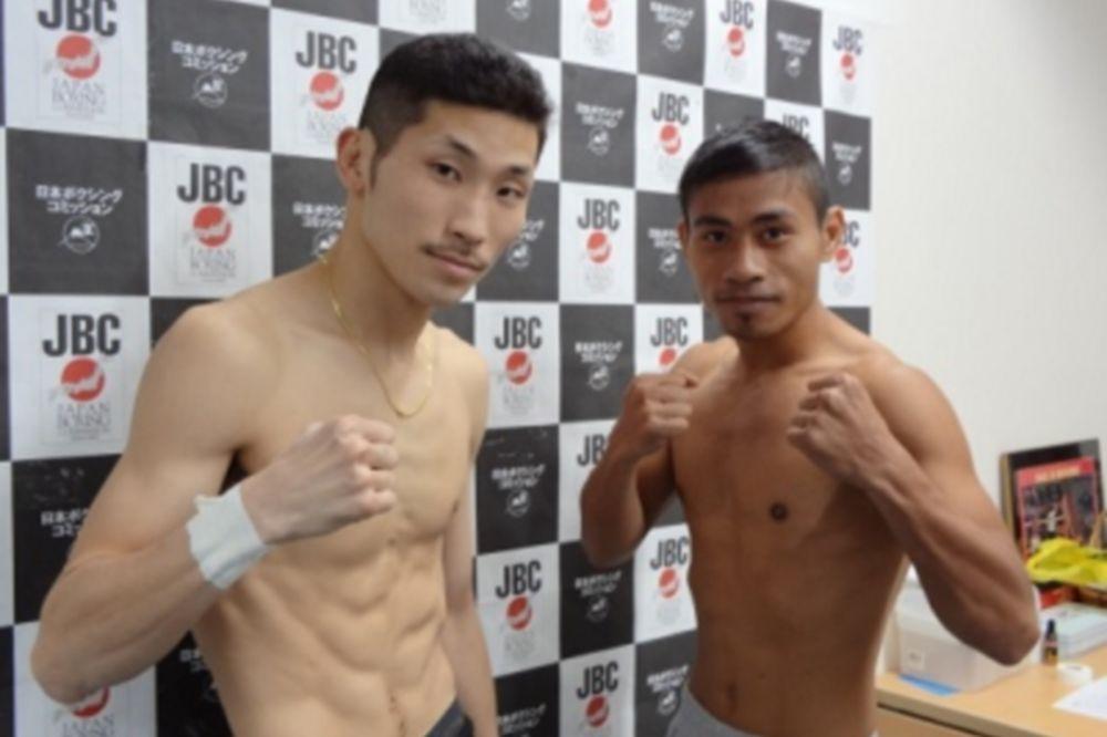 Μποξ: Ξέσπασε με γρήγορο TKO o Iwasa