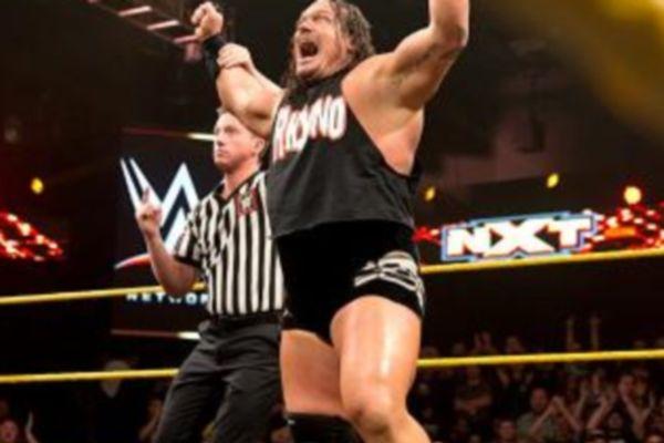 NXT: Με παρουσία… Rhyno (photos+videos)