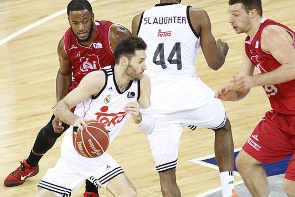Κύπελλο Μπάσκετ Ισπανίας: Με απίστευτο θέαμα Ρεάλ και Μπανταλόνα στα ημιτελικά (videos)