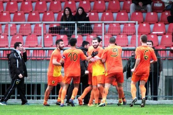 Βυζάντιο Κοκκινοχώματος – Ορφέας Ελευθερούπολης 1-0