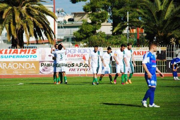 Παναργειακός-Ζακυνθιακός 5-1: Τα γκολ και οι φάσεις του αγώνα (video)