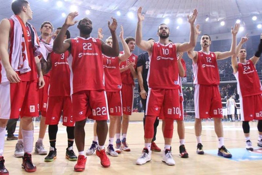 Κύπελλο Σερβίας: Δύσκολα τον τίτλο ο Ερυθρός Αστέρας