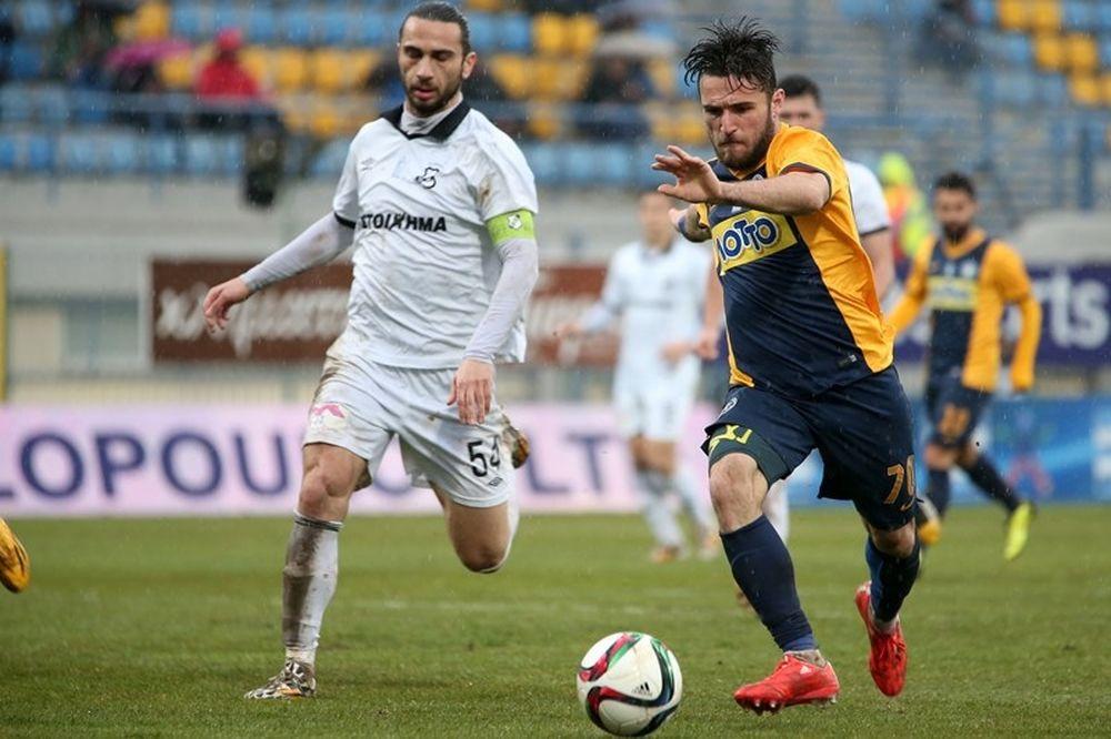 Αστέρας Τρίπολης – ΟΦΗ 6-1: Τα γκολ και οι καλύτερες φάσεις (video)