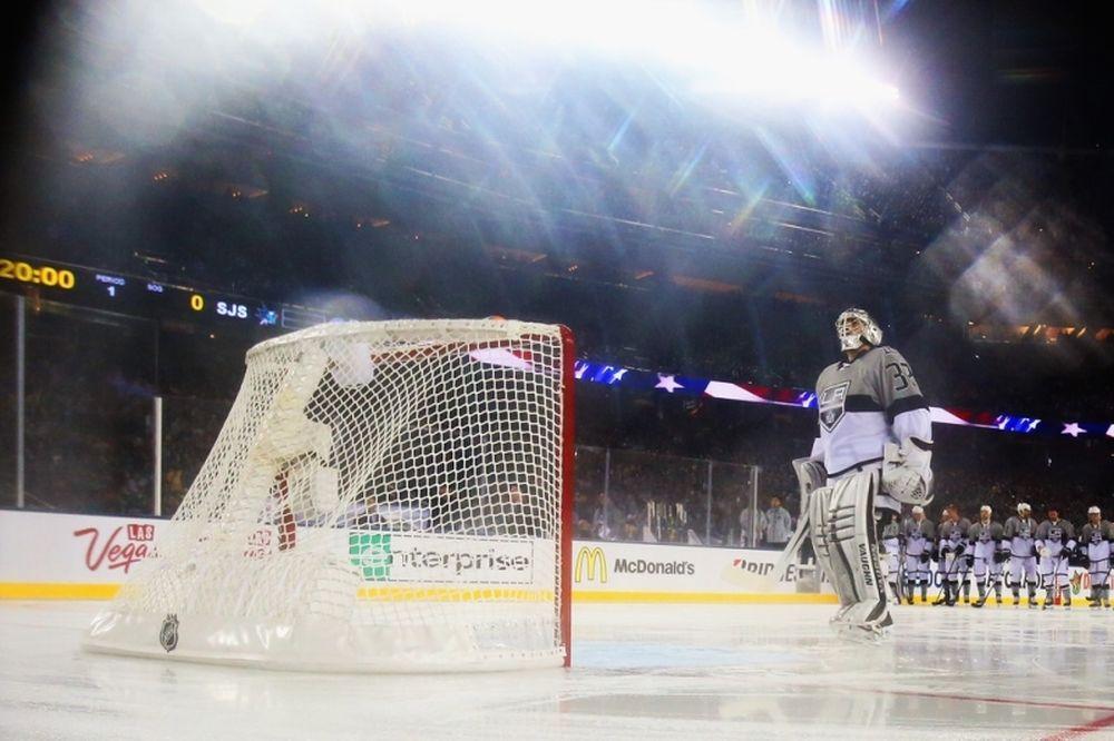 NHL: Κορυφαίος της εβδομάδας ο Jonathan Quick (videos)
