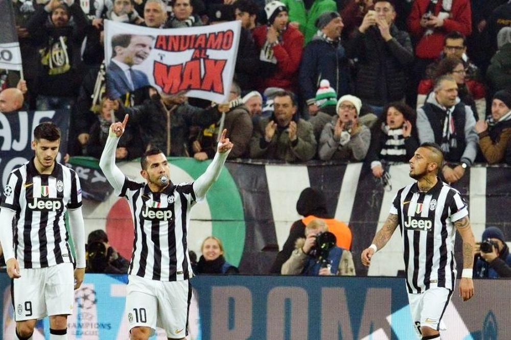 Γιουβέντους - Ντόρτμουντ 2-1: Τα γκολ του αγώνα (video)