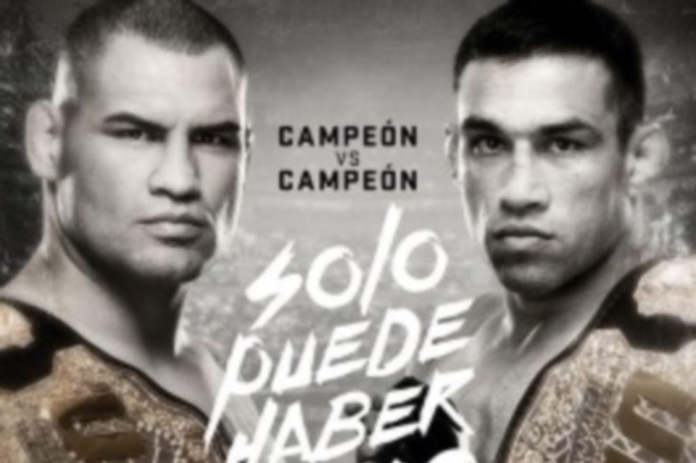 UFC 188: Πάλι ραντεβού Velasquez με Werdum στο Μεξικό