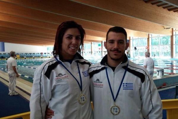 Παγκόσμιο Κύπελλο Τεχνικής Κολύμβησης: Στο Έγκερ οι Έλληνες