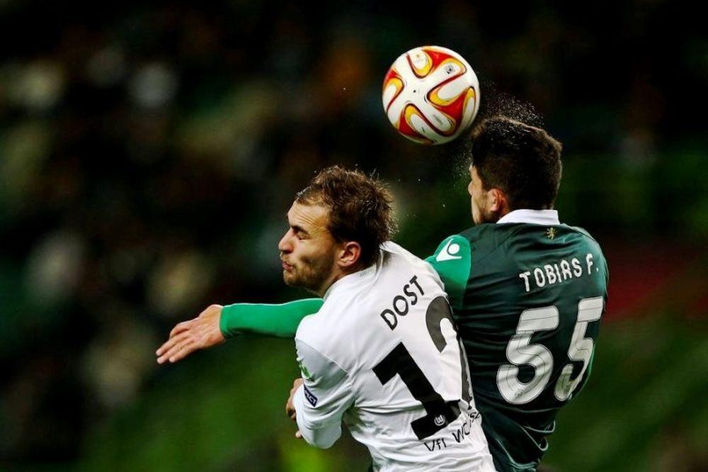 Σπόρτινγκ Λισαβόνας – Βόλφσμπουργκ 0-0
