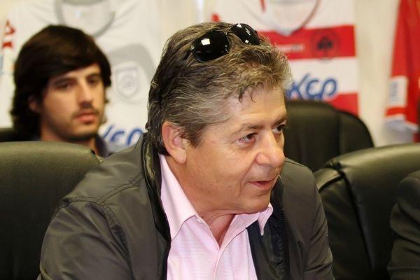 Καϋμενάκης: «Ο κύριος Αλαφούζος να ασχοληθεί με τον Παναθηναϊκό»