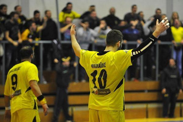 Κύπελλο Χάντμπολ: ΑΕΚ -Διομήδης Άργους 28-27 (photos)