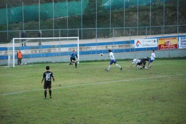 Εθνικός Φιλιππιάδας-Θεσπρωτός 0-1