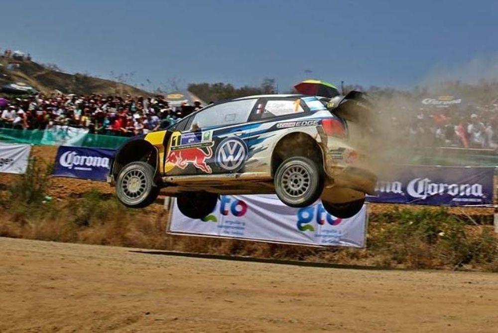 WRC: Απόλυτο Οζιέ και στο Μεξικό!