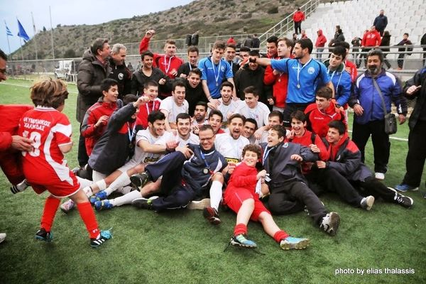 Κύπελλο Εύβοιας: Στα πέναλτι ο Ολυμπιακός Χαλκίδας