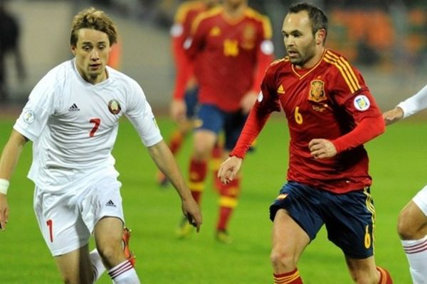 FIFA:Εκτός 10αδας της παγκόσμιας κατάταξης η Ισπανία
