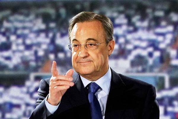 Πέρεθ: «Ό,τι και να συμβεί προπονητής ο Αντσελότι»