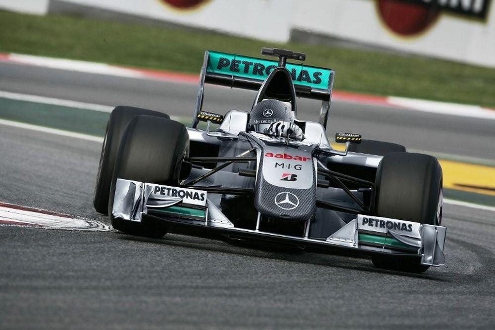 Formula 1: Ταχύτερος ο Ρόζμπεργκ