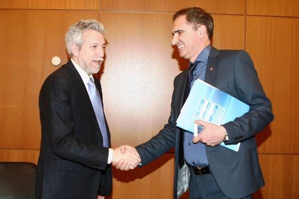 Αστέρας Τρίπολης: Συνάντηση Καϋμενάκη με Κοντονή