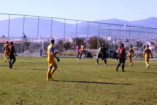 Καλλονή-Βέροια 0-1 (Κ20)