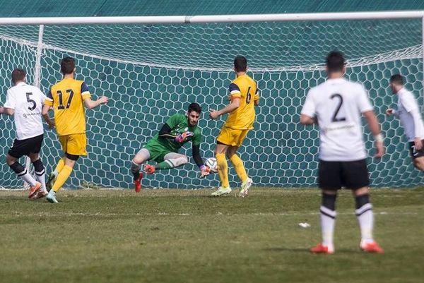 ΠΑΟΚ - Αστέρας Τρίπολης 4-3 (Κ20)