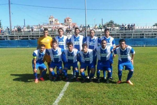 ΠΑΣ Γιάννινα – Παναιτωλικός 1-0 (Κ20)