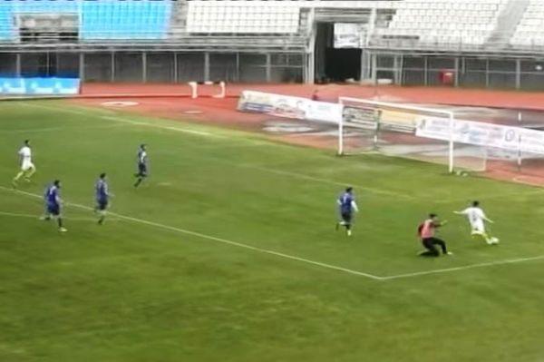 Καβάλα-Ορφέας Ελευθερούπολης 3-1: Τα γκολ και το απίστευτο πέναλτι (video)