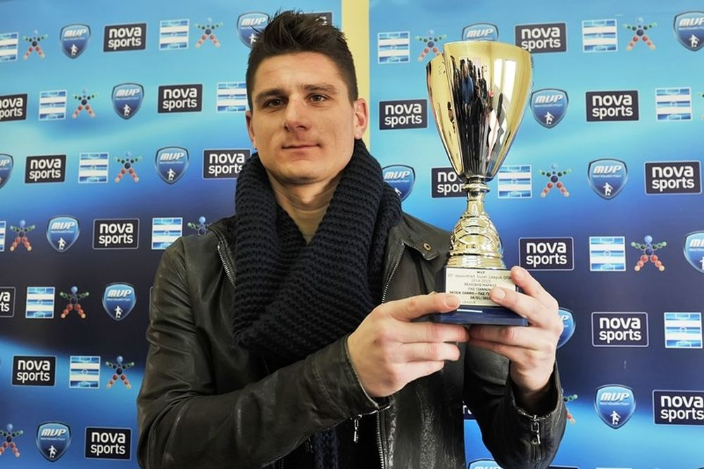 Super League: Τα βραβεία σε Μαρσελίνιο και Βελλίδη