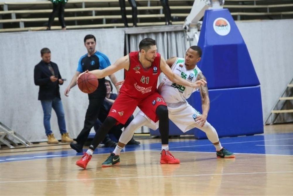 Eurocup: Σαρωτική η Λοκομοτίβ στο Καζάν