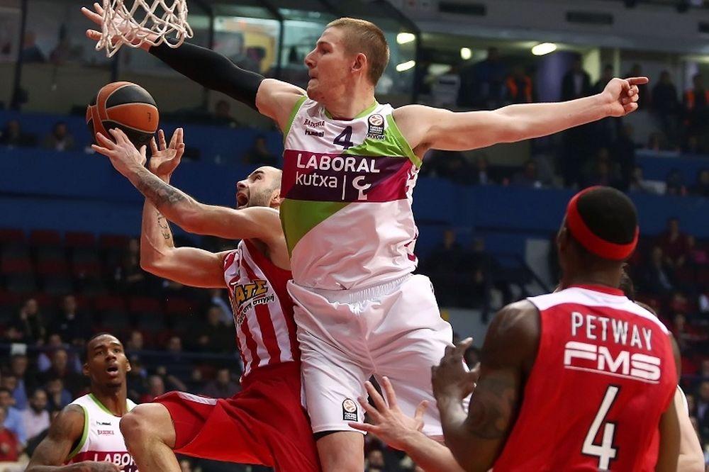 Άιβερσον στο Onsports: «Ο Ολυμπιακός δεν είναι ίδιος χωρίς Σπανούλη» (photos+videos)