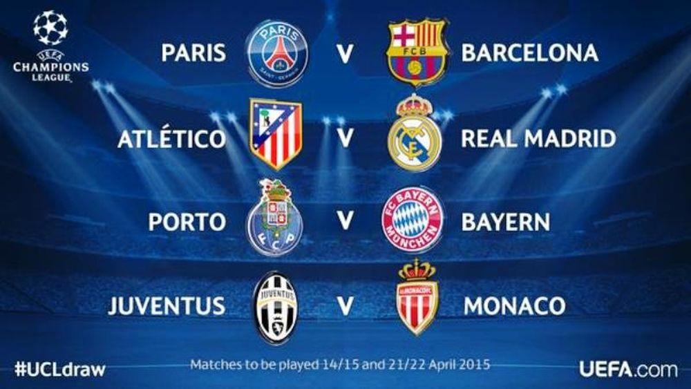 Champions League: Ρεπετισιόν του περυσινού τελικού