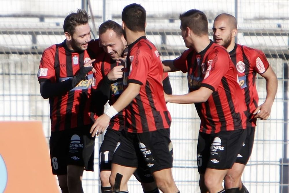 Ζαπρόπουλος: «Καιγόμαστε για νίκη με Ηρακλή»