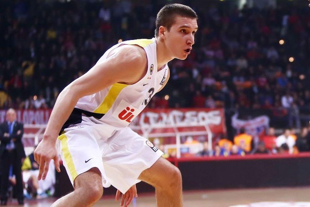 Ευρωλίγκα: MVP ο Μπογκντάνοβιτς