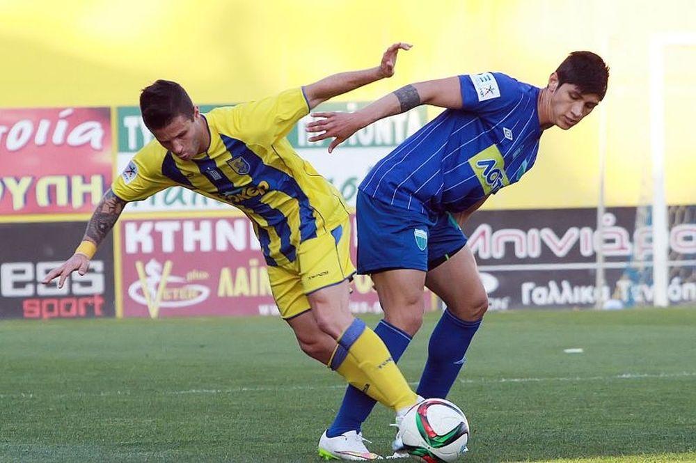 Παναιτωλικός-Λεβαδειακός 0-1