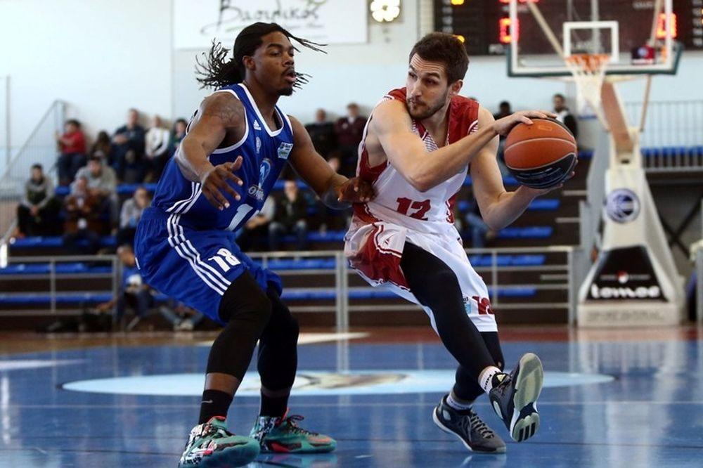 Basket League: Κηφισιά - Τρίκαλα BC 81-72 (photos)