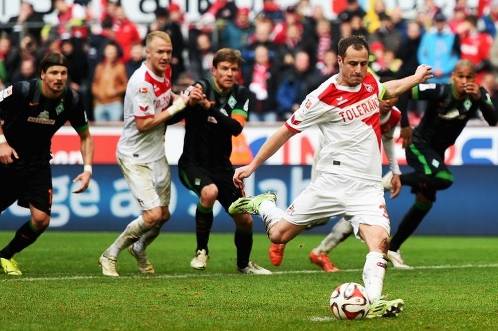 Κολωνία – Βέρντερ Βρέμης 1-1
