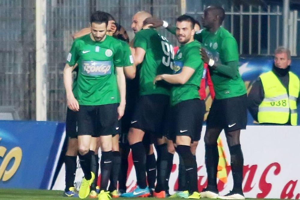 Πανθρακικός - ΠΑΟΚ 3-1: Τα γκολ του αγώνα (video)