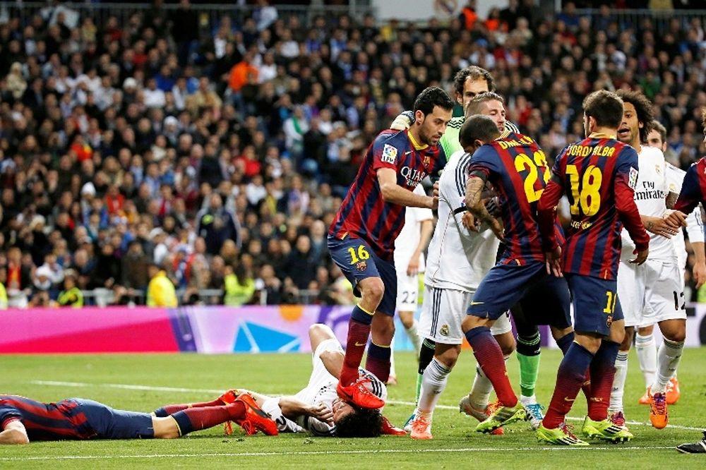 Μπαρτσελόνα – Ρεάλ Μαδρίτης: Μάχη τίτλου στο «Καμπ Νου»