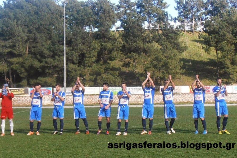 Ρήγας Φεραίος - Βατανιακός 1-0