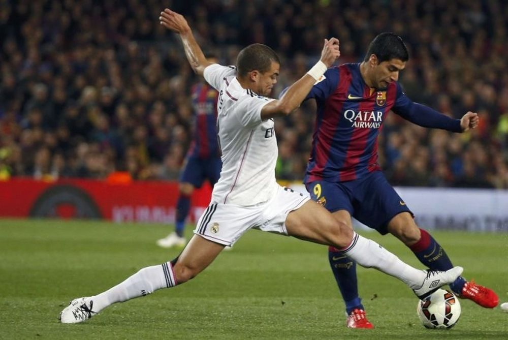Μπαρτσελόνα - Ρεάλ Μαδρίτης: Το γκολ του Σουάρεζ (video)
