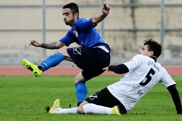 Δόξα Νέας Μανωλάδας - Πανελευσινιακός 0-0