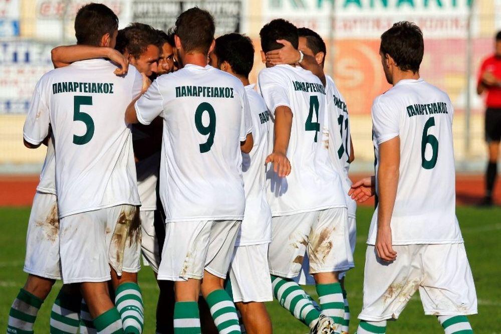 Παναργειακός: Λύση συνεργασίας με τέσσερις ποδοσφαιριστές