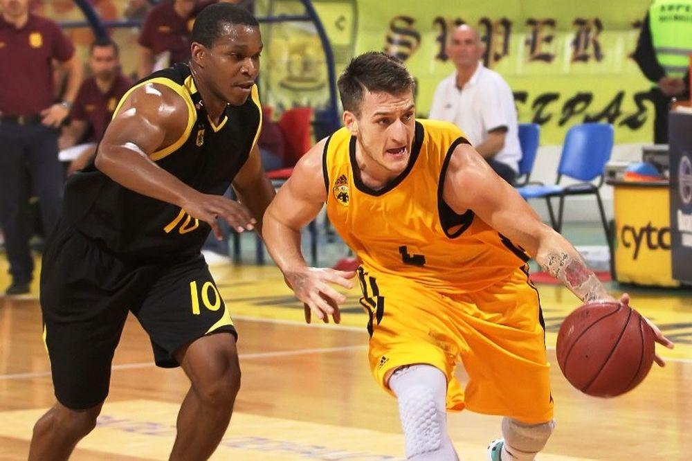Basket League: Νωρίτερα το ΑΕΚ – Άρης