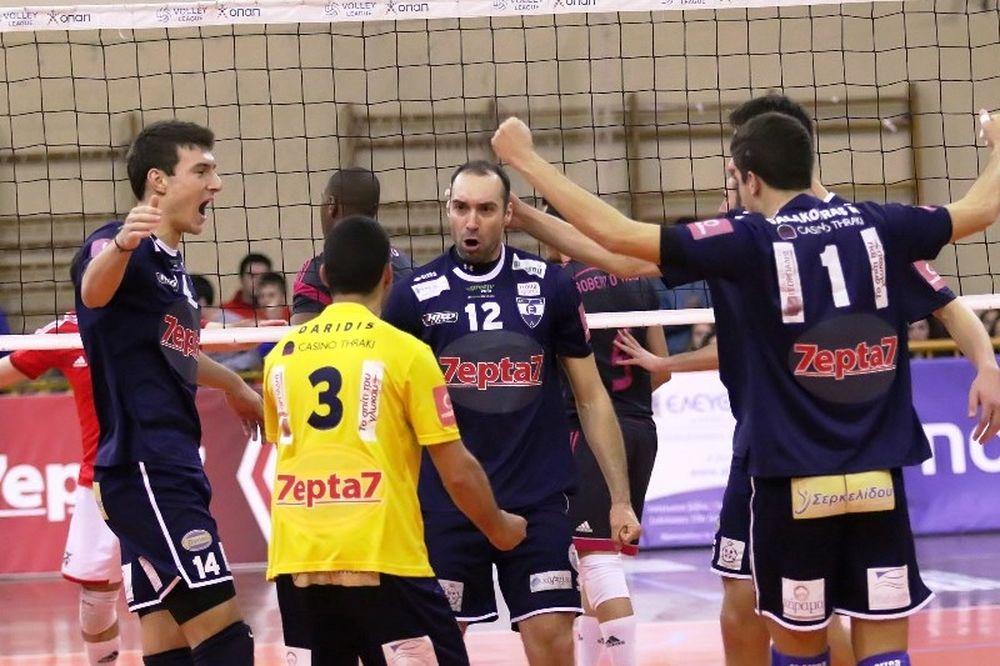 Εθνικός Αλεξανδρούπολης – Κηφισιά 3-1