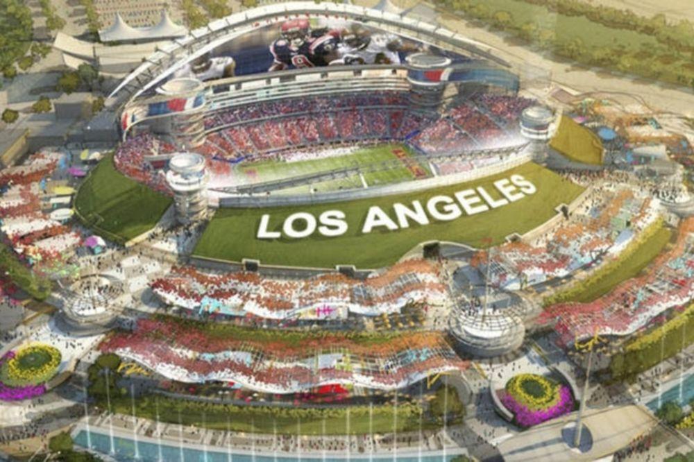 NFL: Δύο ομάδες στο Λος Άντζελες